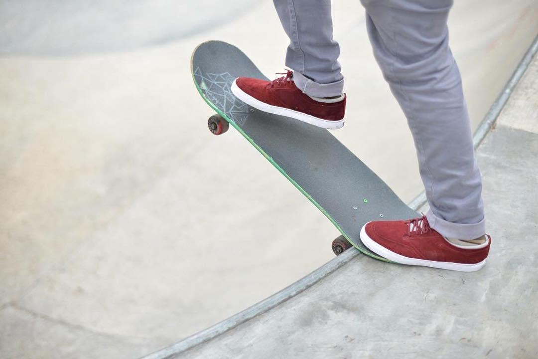 GO! #Skateboarding #QualityShoes #Spiral