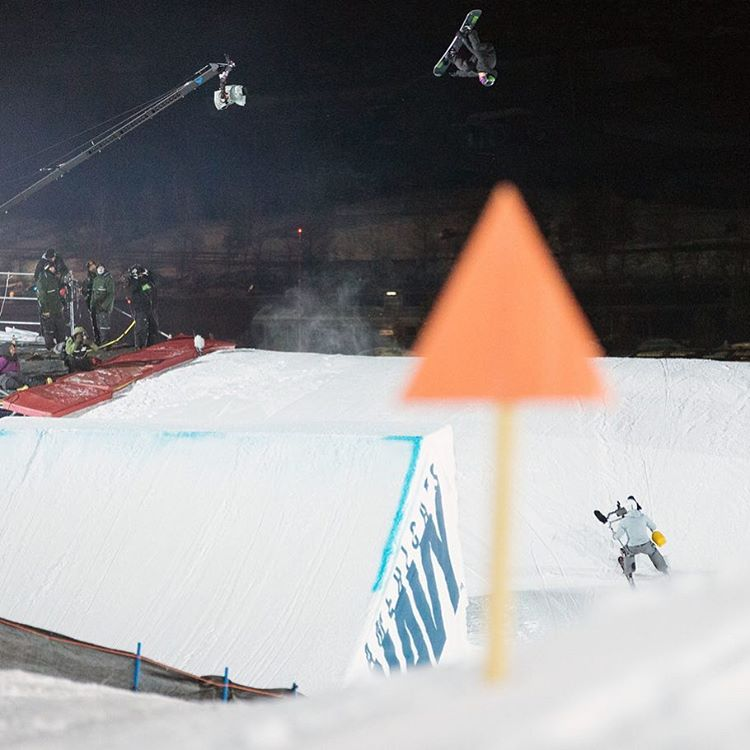 Three-time gold medalist @MaxParrot has confirmed that he will compete in Snowboard Big Air at #XGamesOslo Feb. 24-28! (