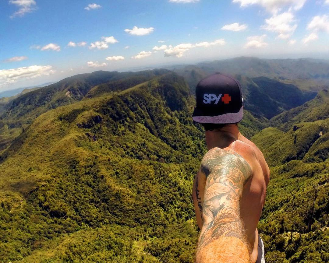 Bucket list view ✔️ @jessejames1212 in New Zealand.  Who would you take? #SEEHAPPY
