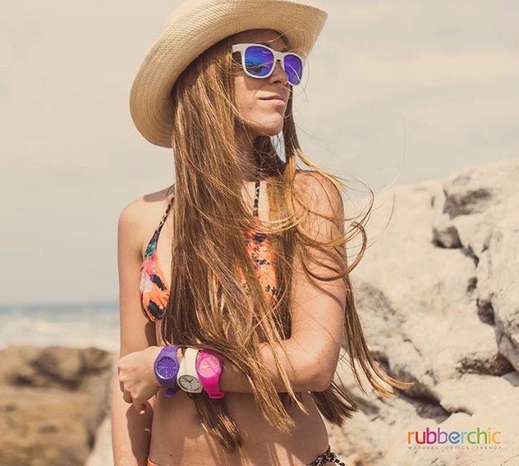 Look Rubberchic para este Verano!! #SENSE Model & #SEEYOU #Soft White  Ingresá a www.rubberchic.com y sumate a la moda vos también!  #ITSRUBBERTIME to #SEEYOU