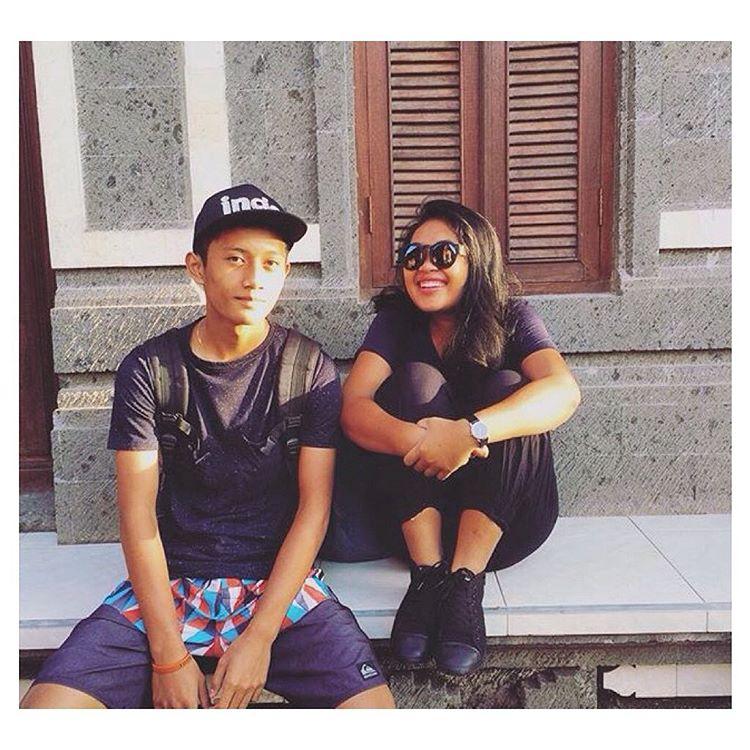 Sibling swag via @queen_savitri #thisisbali #balinese