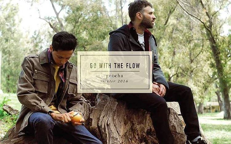 MUY PRONTO EN LOS MEJORES SURFSHOPS Y SKATESHOPS DEL PAIS Go With The Flow - Winter 2016 #gotcha #newcollection