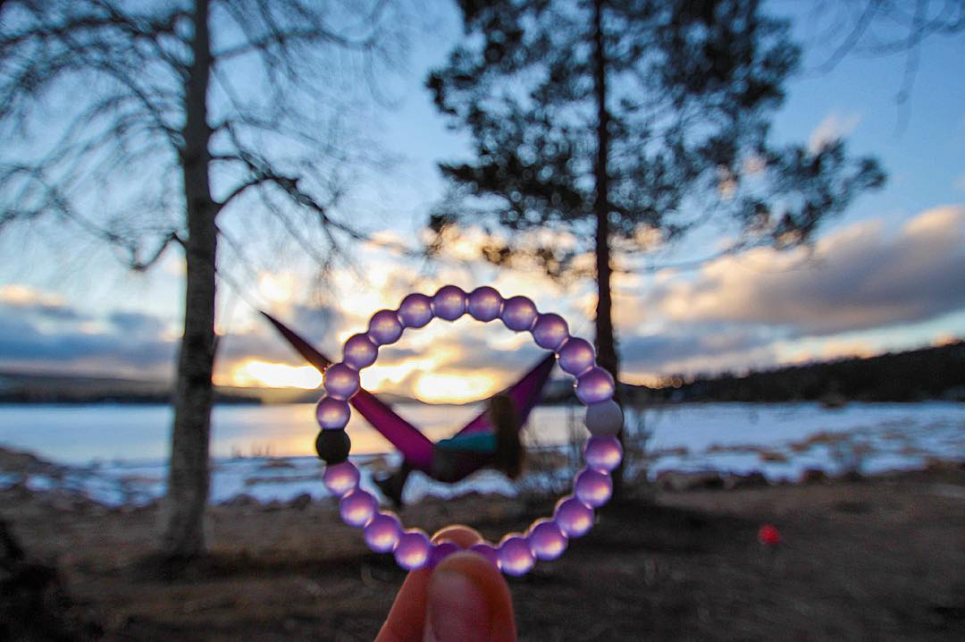 Everything requires balance #livelokai #purplelokai  Thanks @brookewillson