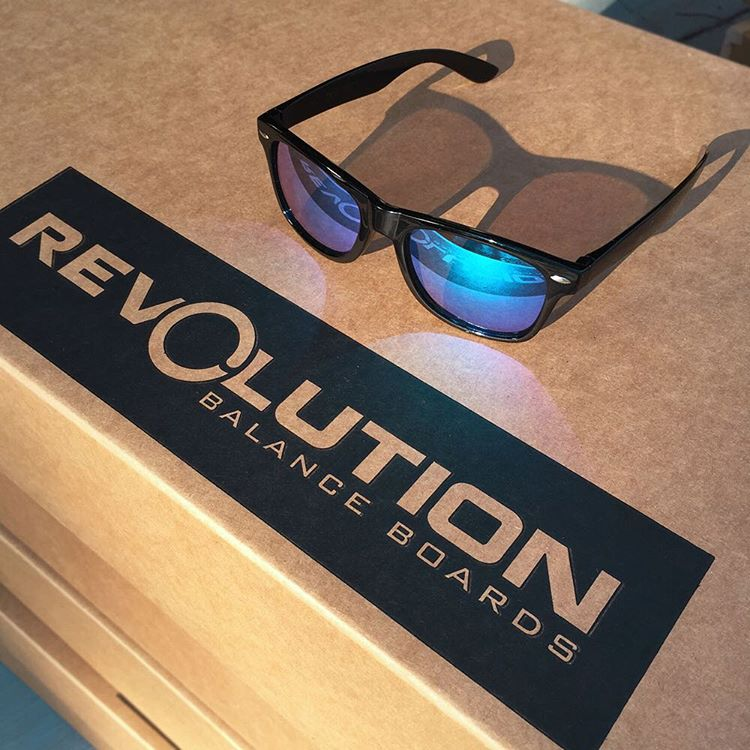 Win a brand new pair of Revolution shades! Make sure you follow us @revbalance and tag 3 or more friends! Winner announced tomorrow.