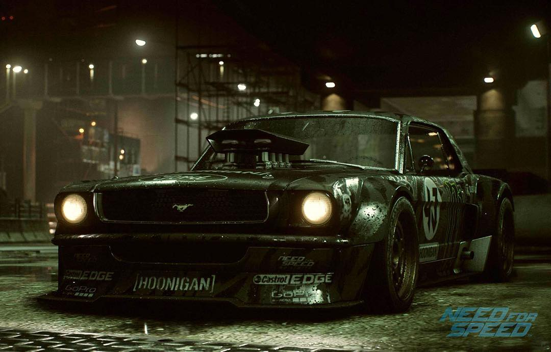 Love this in-game shot of the #Hoonicorn from @NeedForSpeed.