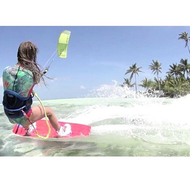 It's the freakin weekend. Hope epic tropical surf and kite shreds are in your near future! @_sophiemathews