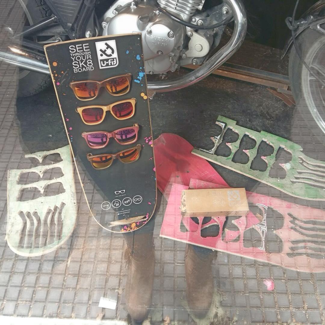 Pasaste por UrbanBike ?? Ahí podes encontrar algunos de nuestros modelos más exclusivos de anteojos‼️ Rodríguez Peña 1019 esquina Santa Fe ‼️