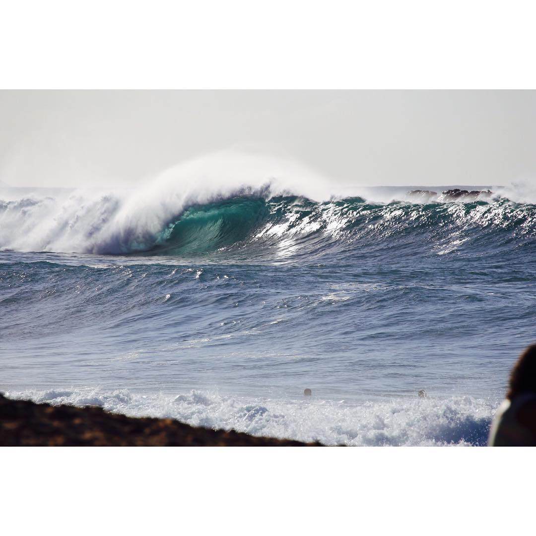 havd a good weekend! #awesome #awesomesurfboards #waimea