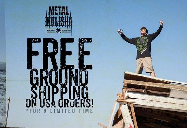 #FREE Ground #SHIPPING on all #USA