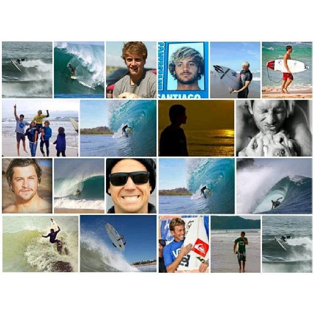 Ya estan los participantes de #surfthechecklist by Vans!  Se viene el campeonato de #surf que se hace en el dia y lugar con mejores condiciones. #surfboarding #surfvans #vanssurf