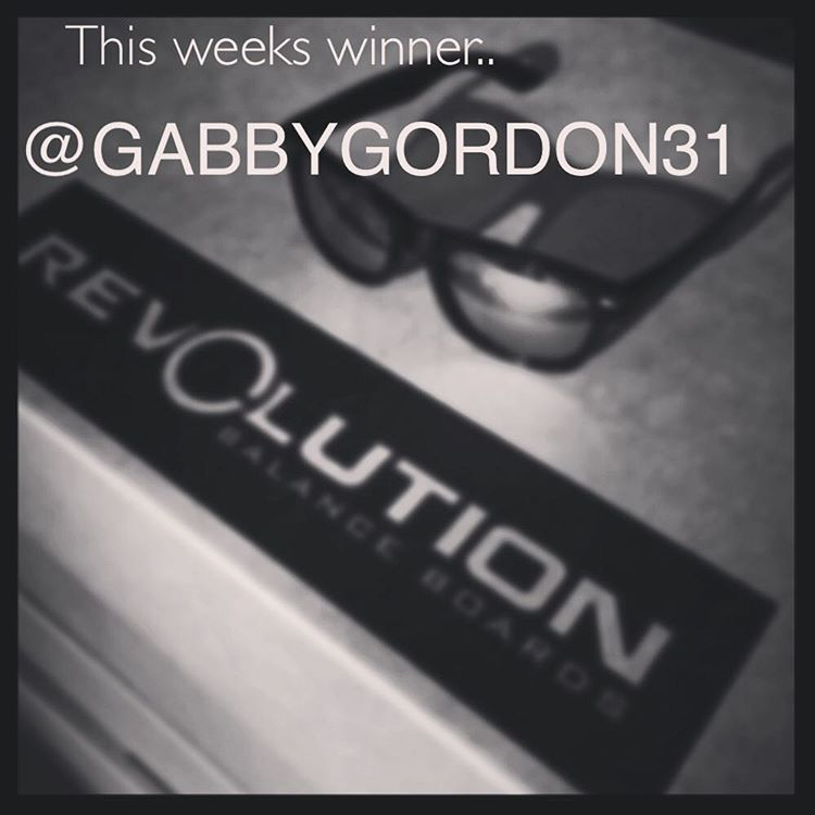 @gabbygordon31 will be receiving a new pair of revbalance shades