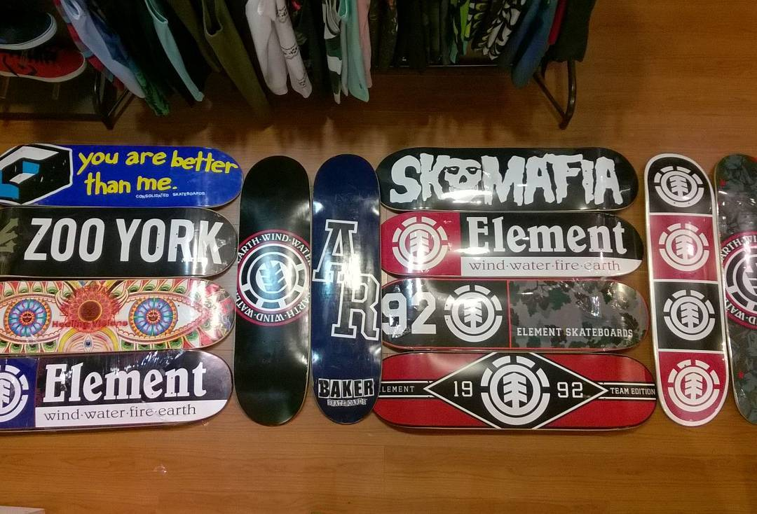OFERTA $800 #maples primeras marcas #bakerskateboards #elementargentina #creationskateboards