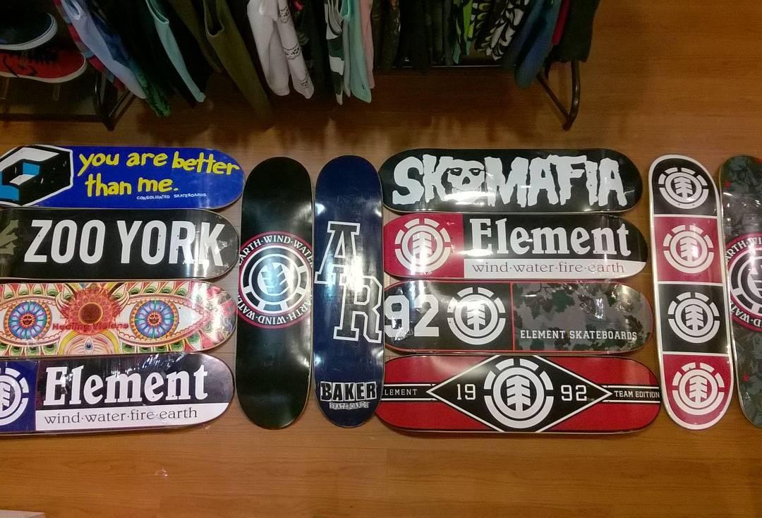 OFERTA $800 #maples primeras marcas #bakerskateboards #elementargentina #creationskateboards