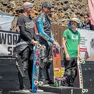 @Regrann from @nekusminitus Congrats! -  Had a sick race against @benbrosk8s from Australia in the masters he slayed it and I got 2nd. Super stoked to get through without any crashes or injuries. Big ups to @mtruapehu for the event and