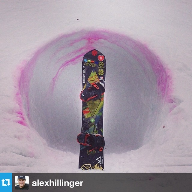 The Jackson Hole bowl with #passitonproject @jacksonhole #Repost from @alexhillinger