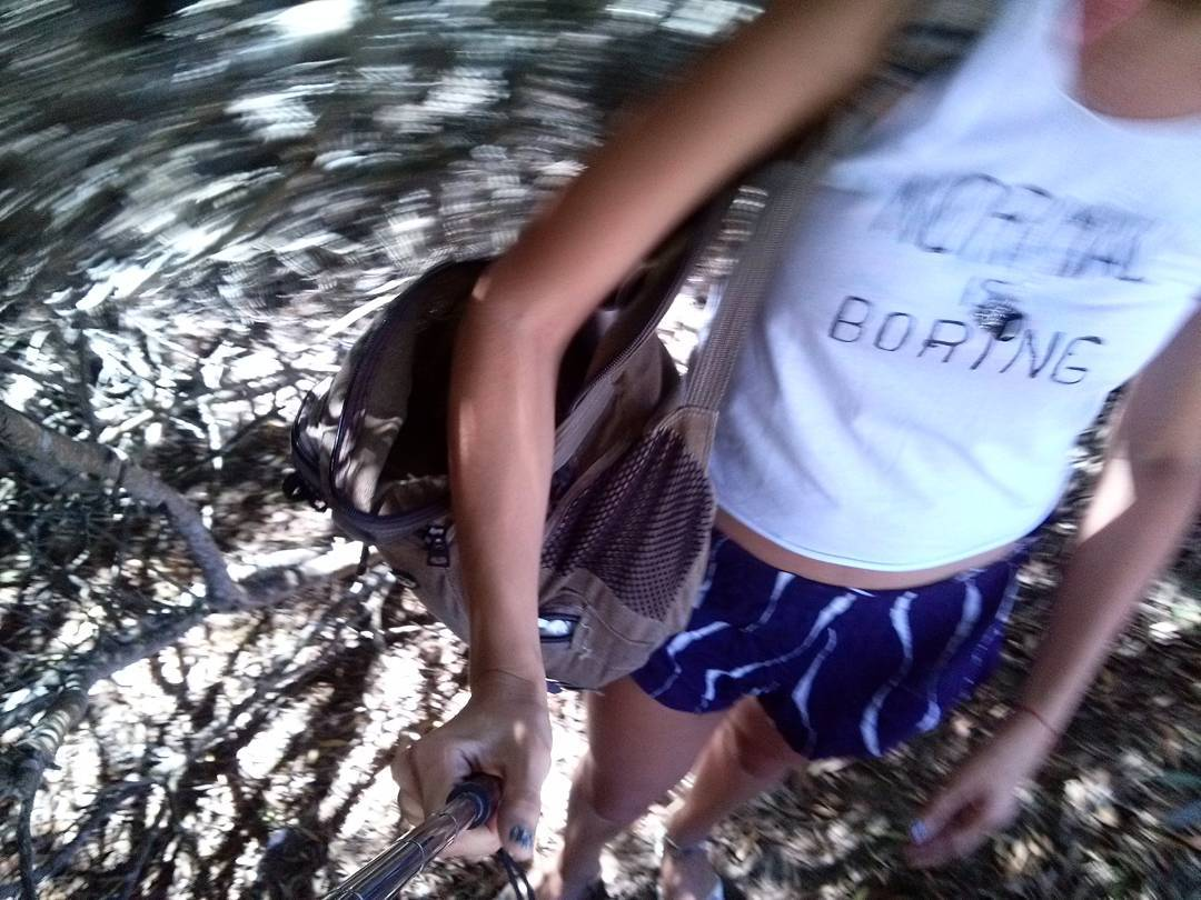 Normal is boring. #psychedelic #trekking #summer #instabeach #nuevaatlantis