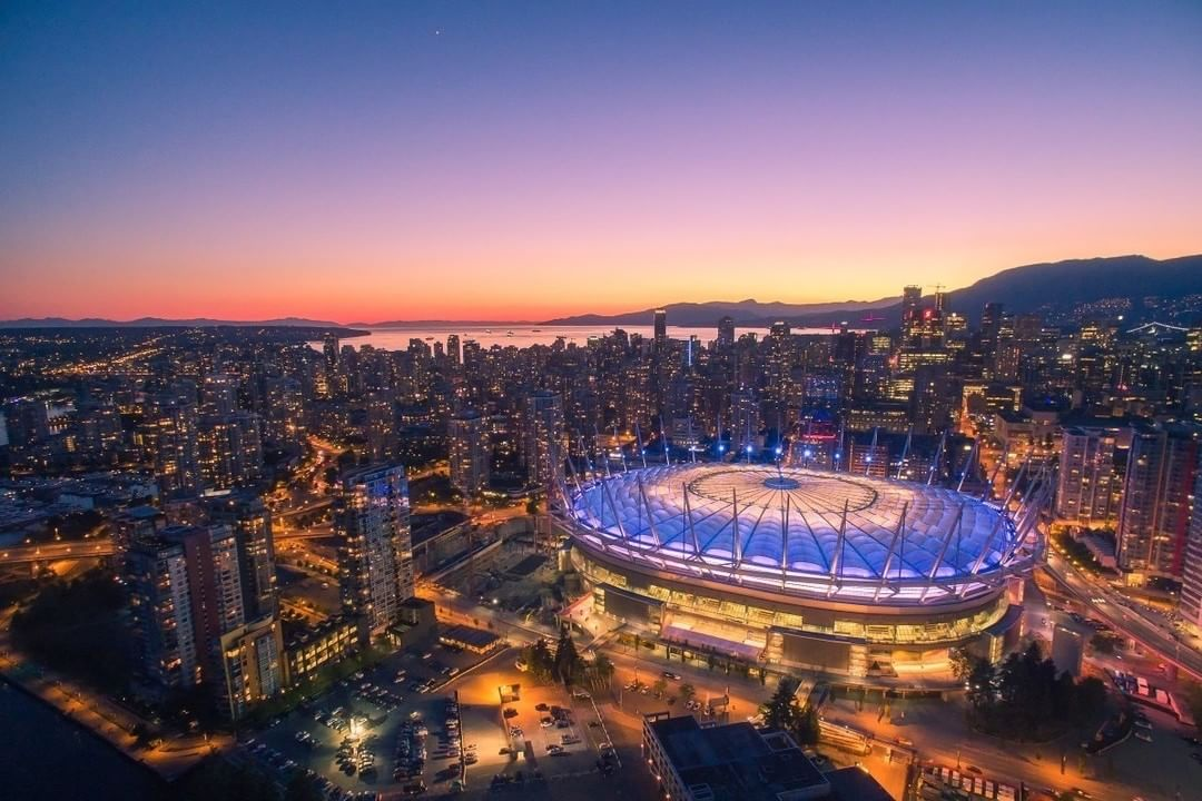 Vancouver Aerial  Credit: Ryan Cheng | #Inspire1 #Vancouver  Use #IamDJI to share your aerial creations with us!