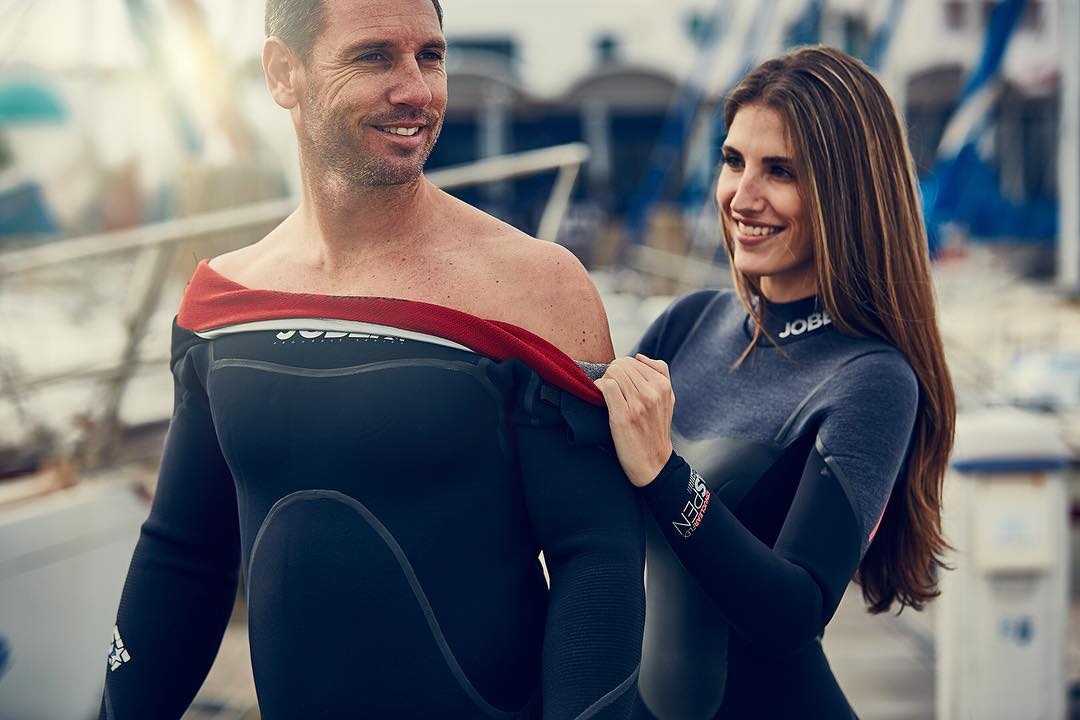Our wetsuits are designed to keep you warm and to protect you during water sports. What are your weekend plans?!