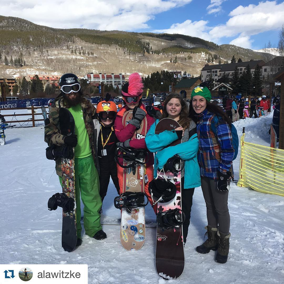 #Repost @alawitzke | #denver programs had yet another aMazing #ride day with the @sosoutreach kids!! Living with #integrity ✌