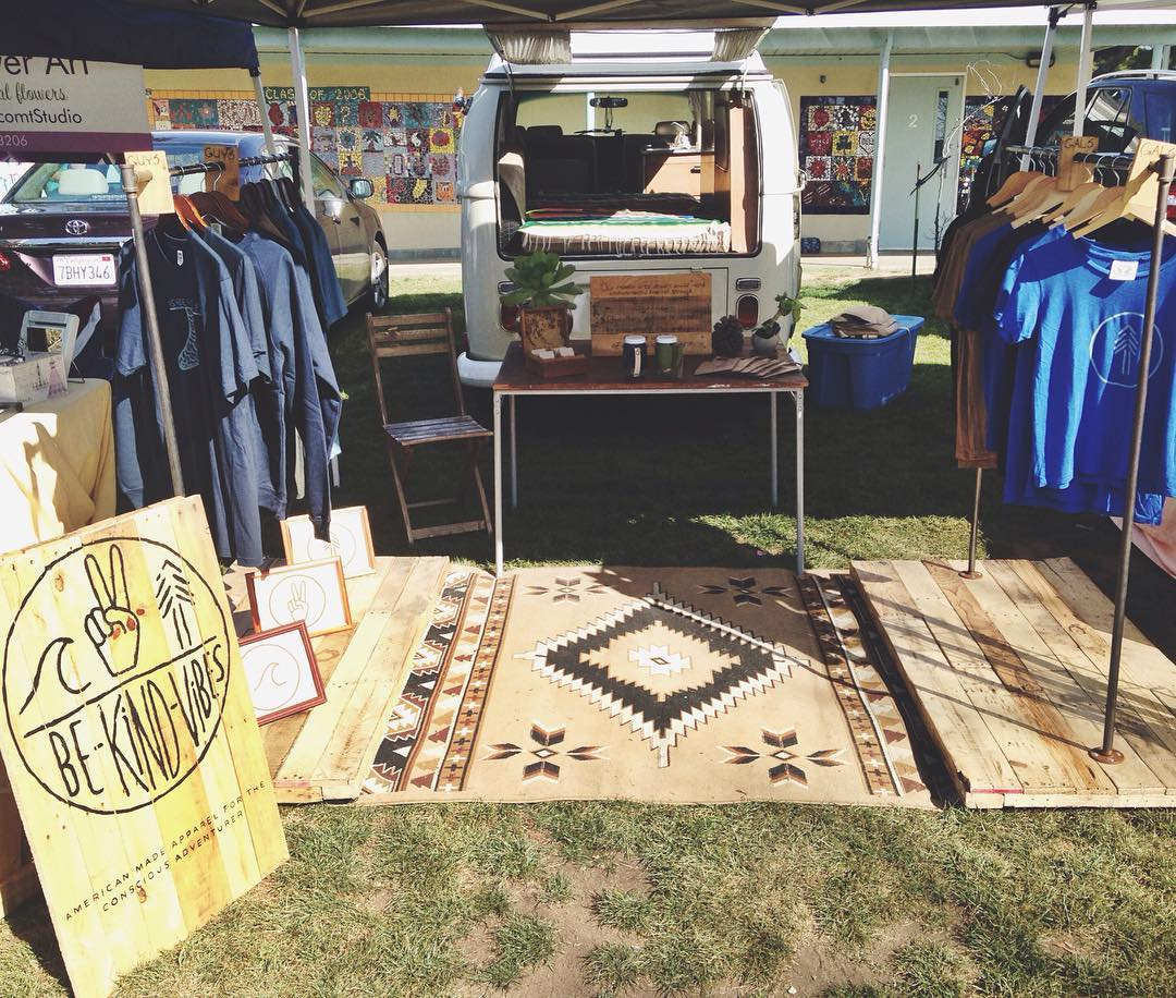 ~ Tribe Gathering ~  It's market Sunday in Leucadia. We'll be set up until 2pm.  Come out and enjoy this beautiful day with us! ------------------------------- #bekindvibes #bekindtribe #consciousadventurer