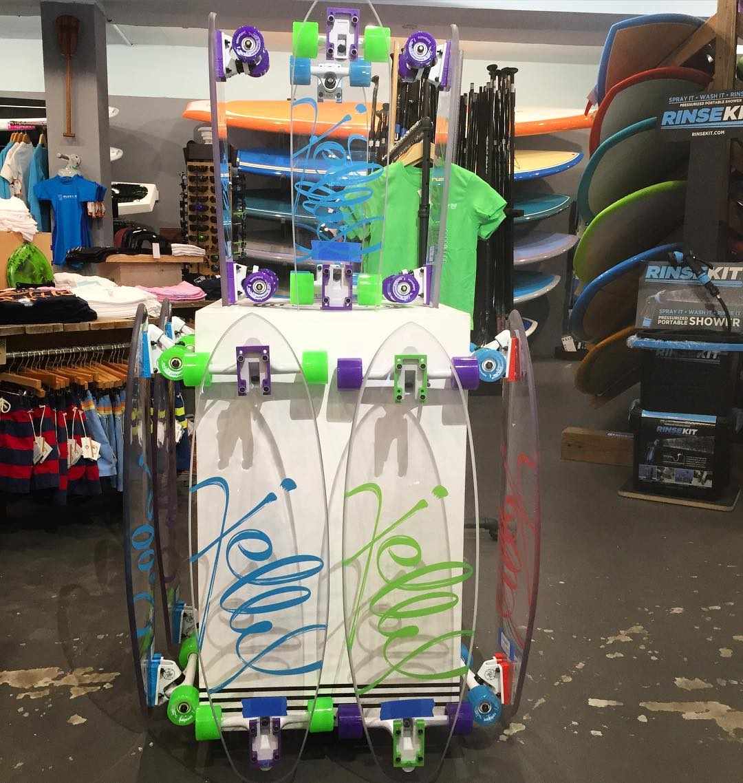@bluelinesurf_paddleco is loaded up with #fresh Jellys! If you live near #Jupiter #Florida go show your local shop some love