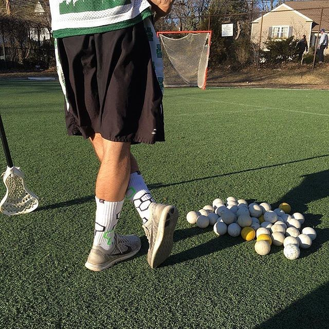 Our newest partner @oneon1lax knows how to #train #lax #lacrosse #practice #newyork #sunday