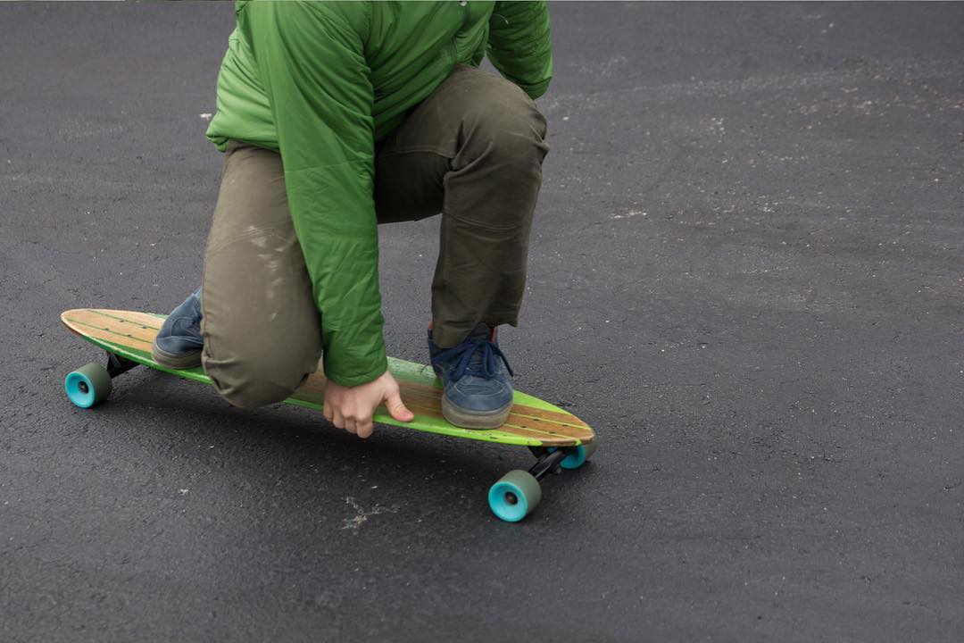 Starting tomorrow all longboards will be on sale for the week with code COLDBREEZE