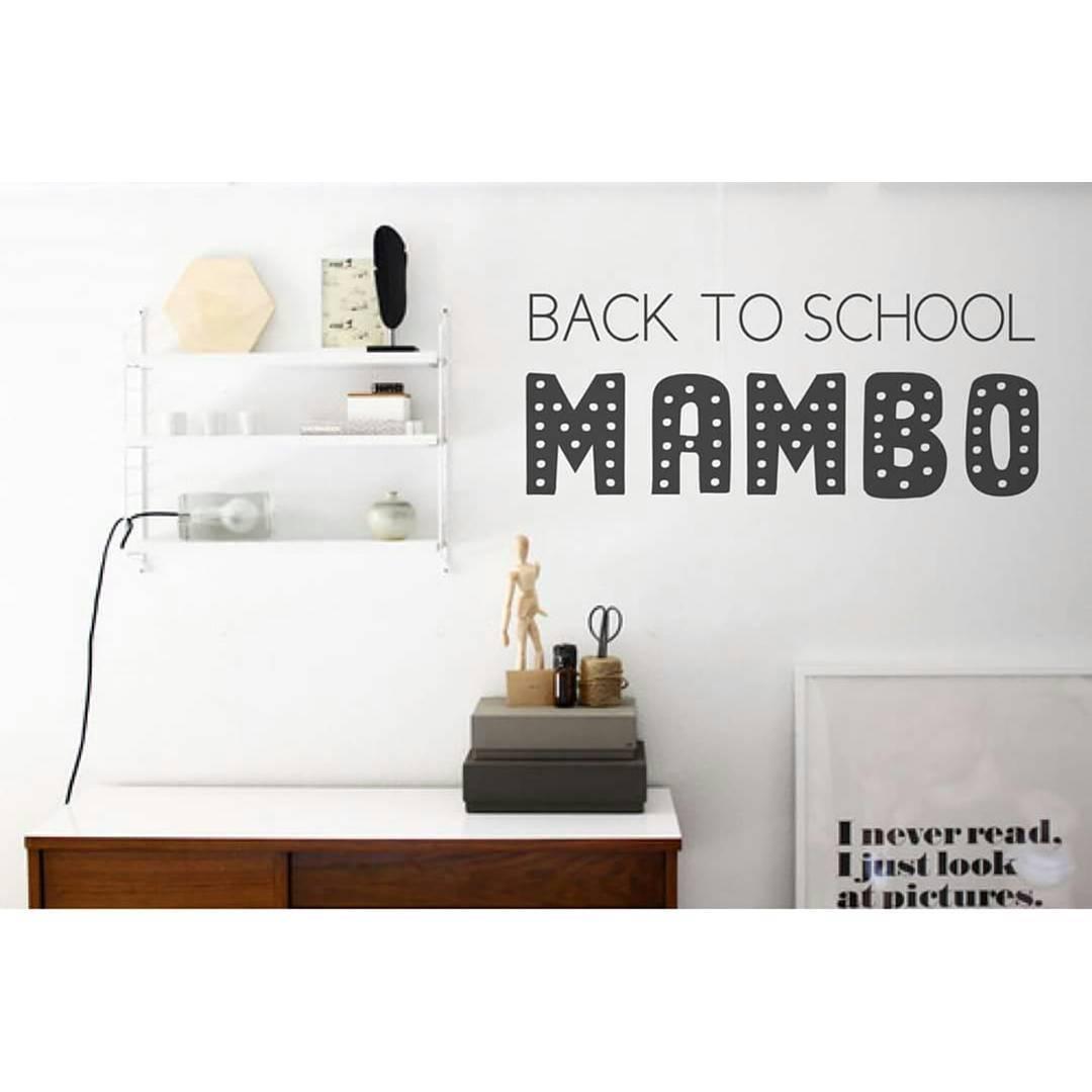Ya empiezan las clases! Encontrá tu mochila ideal en @junta_monton con -15% en efectivo o en www.mambomambo.com.ar con envíos a donde vos quieras !