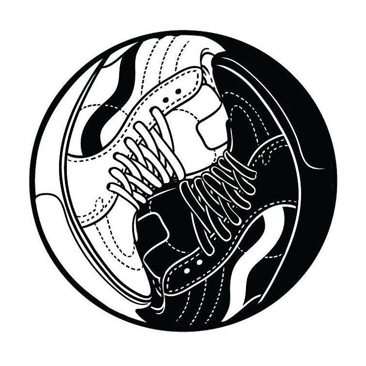 El yin yang de @vans ☯
