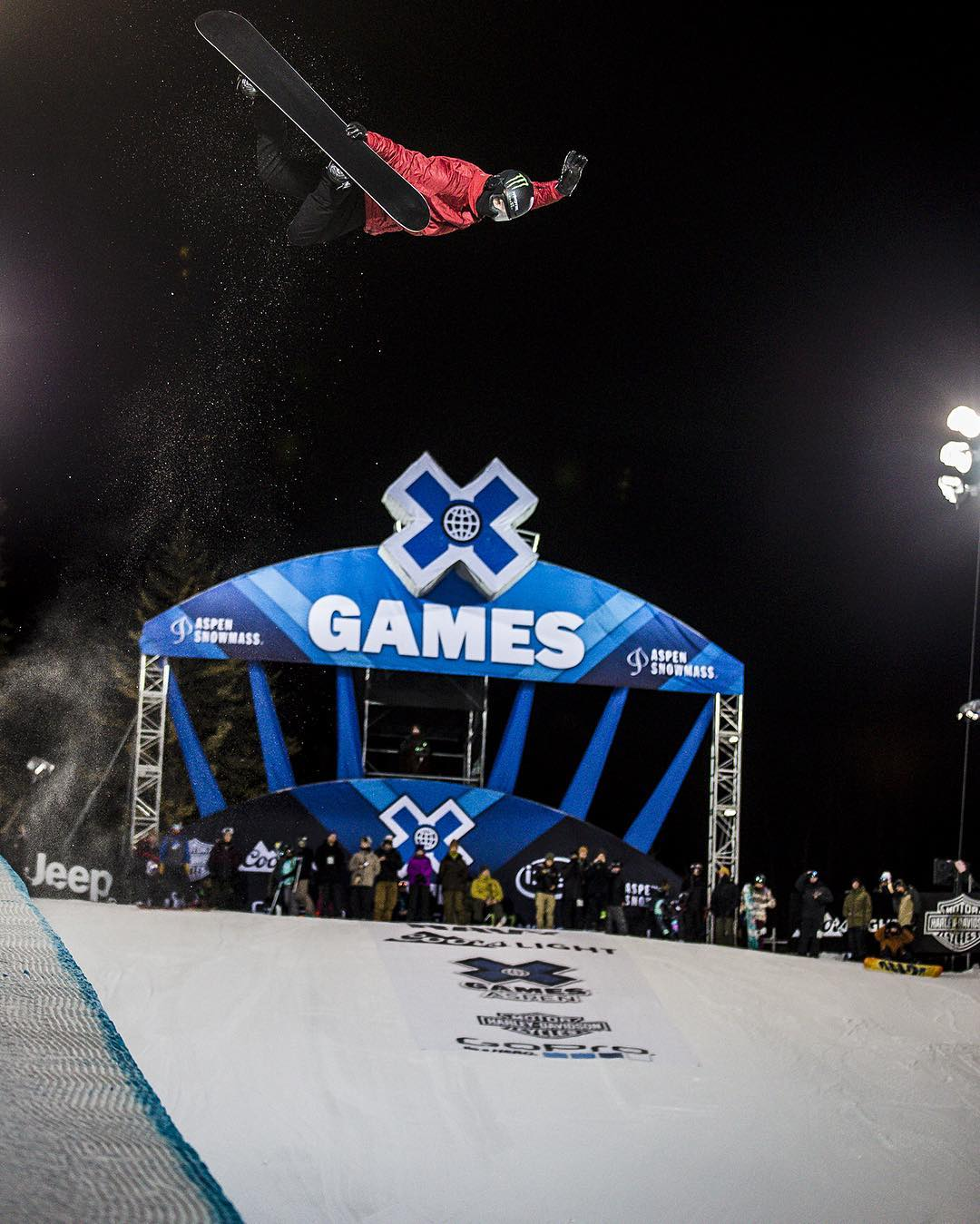 123 athletes from 17 different countries and 16 different states will compete at #XGamesOslo! (