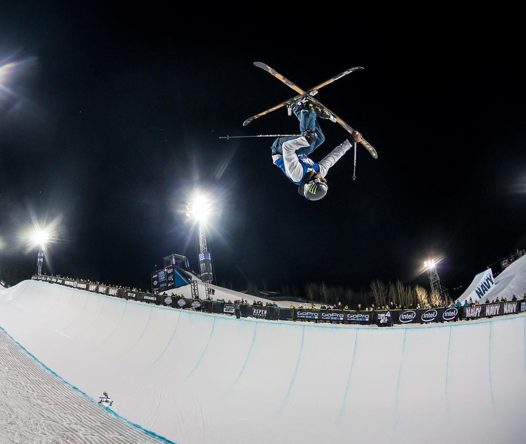 #XGamesOslo • 123 athletes • 3 sports • 10 disciplines • 10 gold medals  Live action will begin this Weds., Feb. 24!