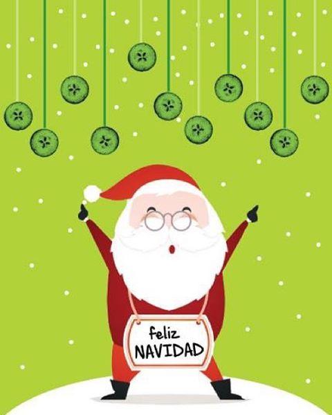 Pepino les desea una muy Feliz Navidad!