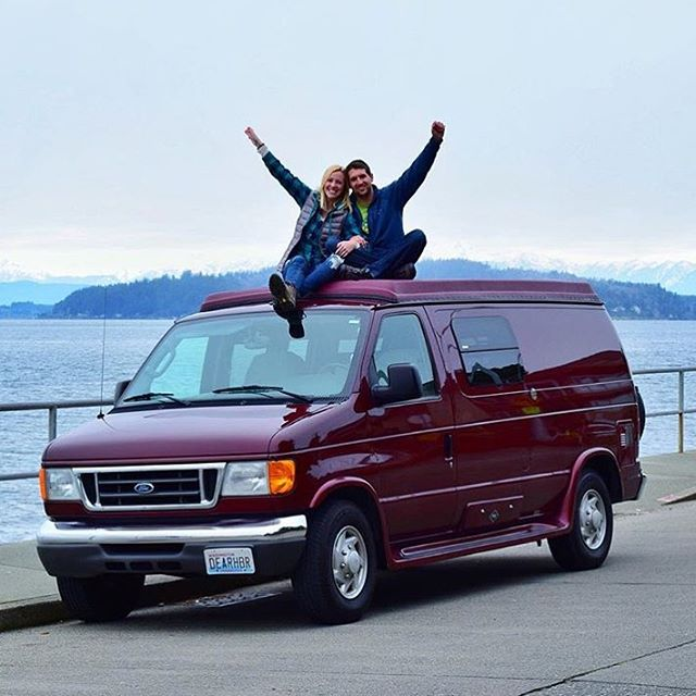 We are excited to #travel with @thecandeman and @road2neverland on their adventures across the country this year #vanlife #findthesun #waveborn #road2neverland