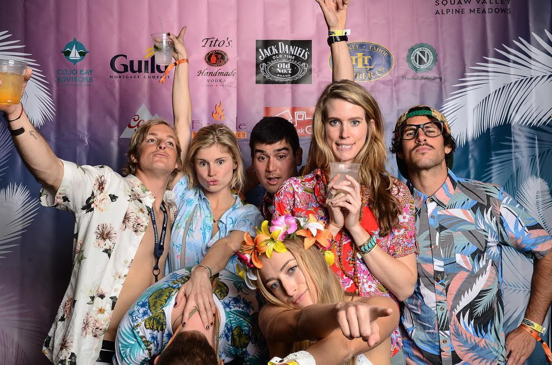If you don't know, now you know...#SquawValleyProm photo booth photos are up on our Facebook page!
