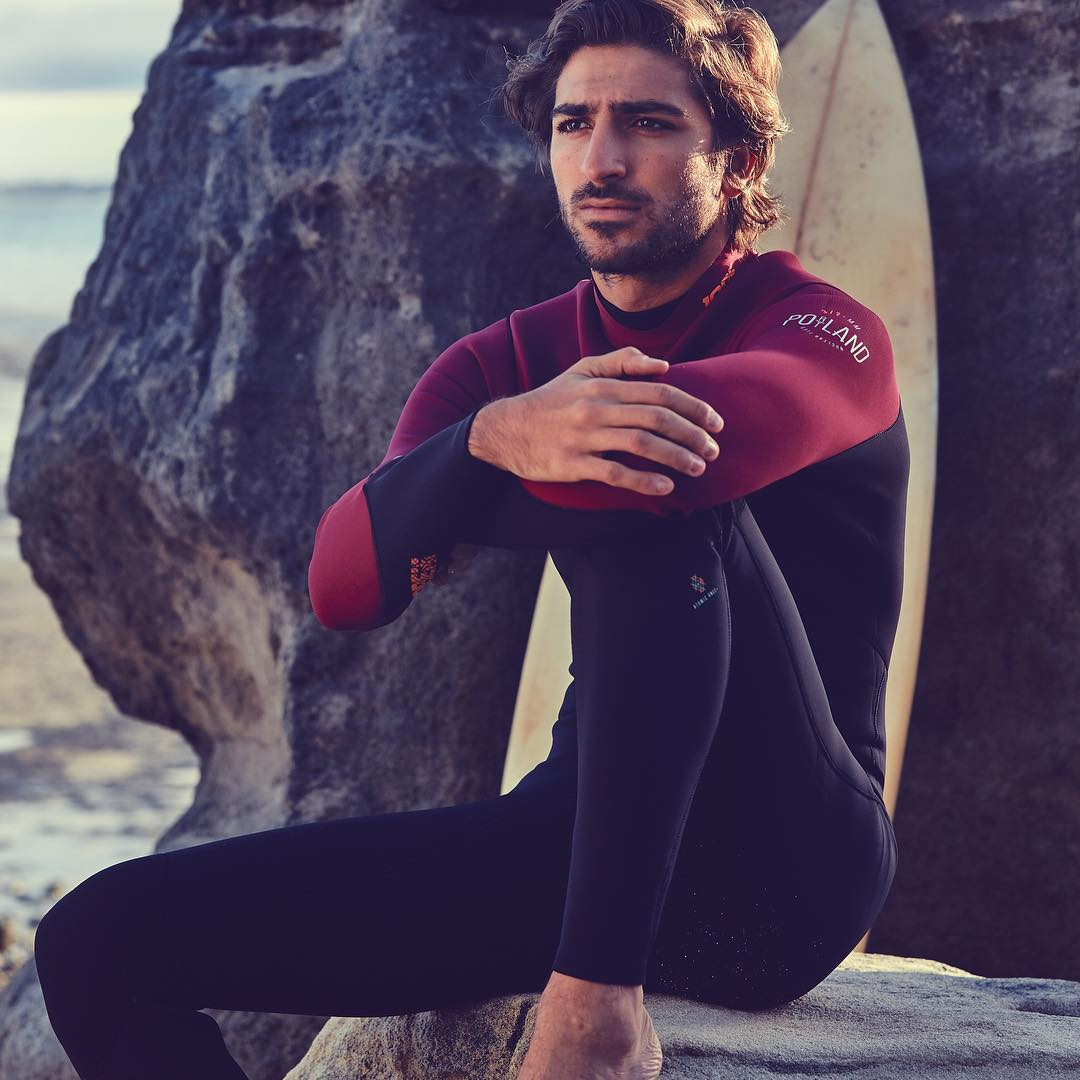 Treat Mother Nature right with this most Bio friendly wetsuit that uses aqua based glue. It offers unmatched fit, comfort and freedom of movement [link in bio]