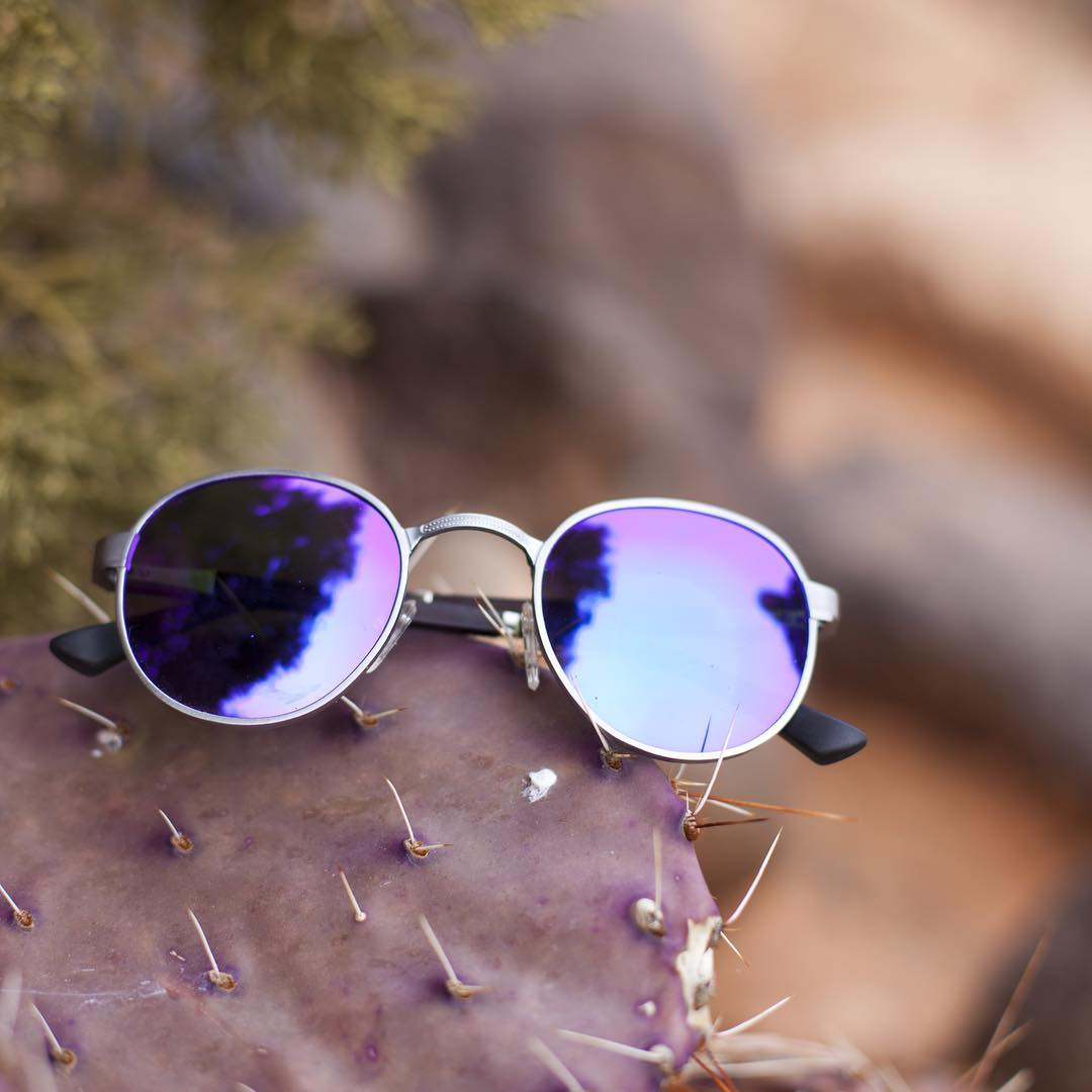 The Sundance - Tag a friend who fits the personality of this frame #TheAluminumCollection