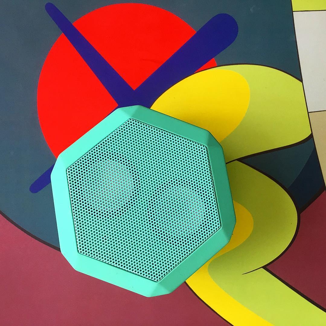 #Boombotix  Rex in Spring Mint - link in profile  #Audiophile #Art #StreetArt #Kaws #portablespeaker #SoundOfTheBrave