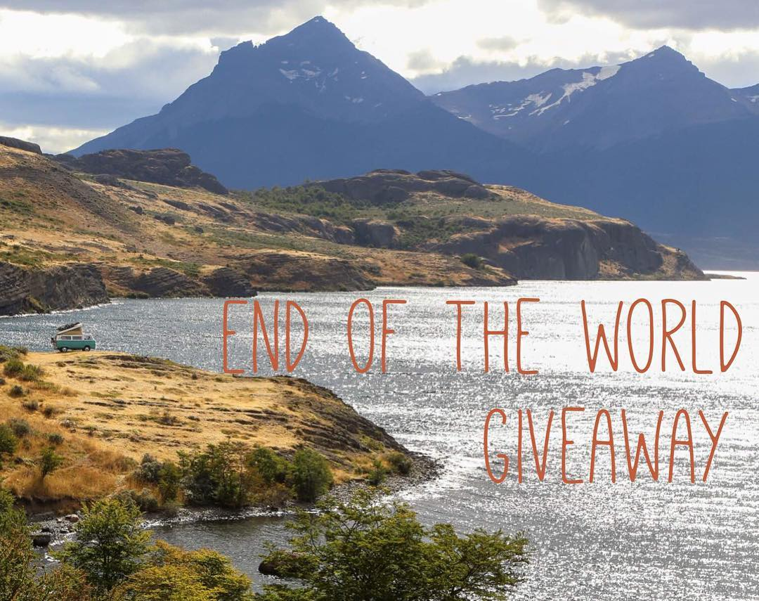 Our homies @thebusandus have just completed a truly epic adventure, driving from Alaska to the southern most tip of Chile. They've got a big giveaway happening right now that's packed with tons of cool gear from their sponsors. Check out their feed and...