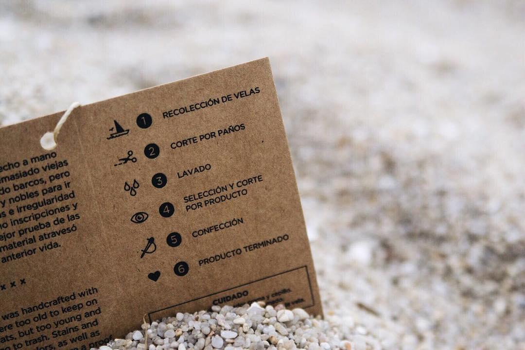 Recycled stories  Colección Sailors®, de velas de barco recicladas. Pasá a conocerla.  Sailors® collection, made with repurposed sails. Come on in to discover it.  www.tinchoandlola.com