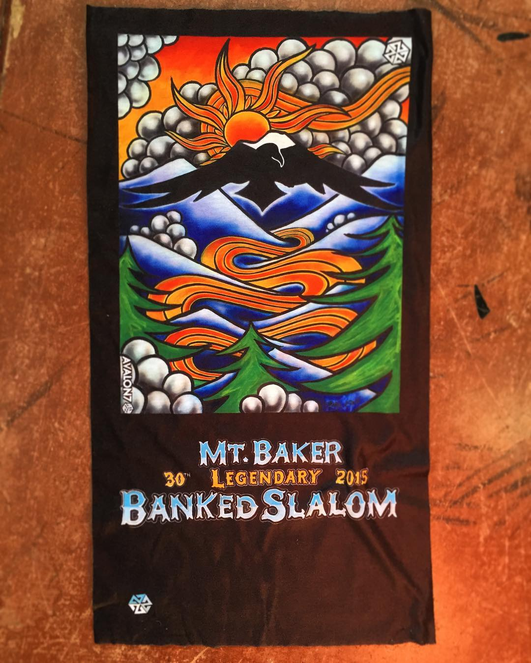 I am super hyped on how this year's #legendarymtbakerbankedslalom Co.Lab faceshields came out!  Featuring the poster art by one of my all time heroes- Jamie Lynn! If you got one of these bad boys count yourself lucky, they are super limited edition,...