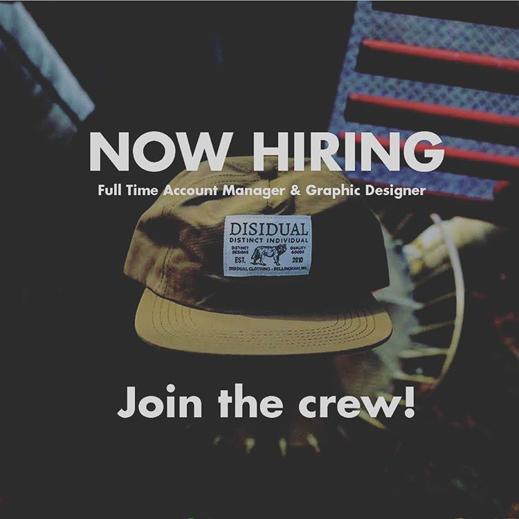Hi Friends, we are accepting applications for the following full time positions: account manager & graphic designer these jobs are available with our sister company @bristmfg! Please tag friends that may be interested! For more information email ...