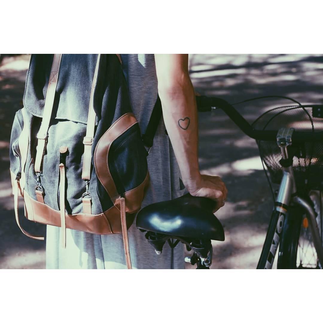 En bici por la ciudad con tu Mambo