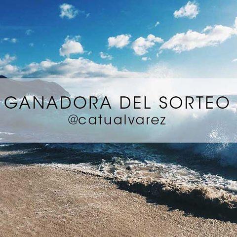 Felicitaciones @catualvarez