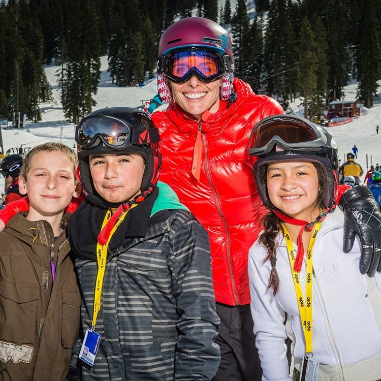 @tahoegetaways posted a great article recognizing Beth Taylor, one of their employees who is also a superstar @sosoutreach #Sherpa ! Thanks to Beth and all of our Sherpas for your commitment to our youth. Check out the blog post in our profile. ‪