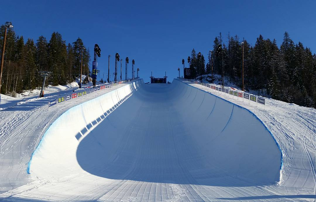 She is a beaut! #XGamesOslo