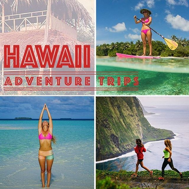 TWO SPOTS LEFT ON MY JULY HAWAII ADVENTURE! Sign up link in my profile or on my www.alisonsadventures.com homepage! Or email me alison@alisonsadventures.com