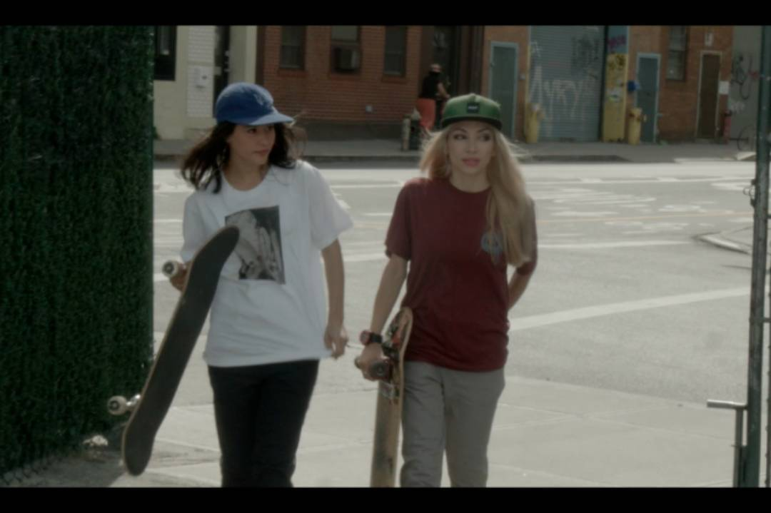 """When Courtney and Blake realize working at a skate shop doesn't help them fit in to the skateboard world, they begin to find their true selves when they actually try to skate."" 