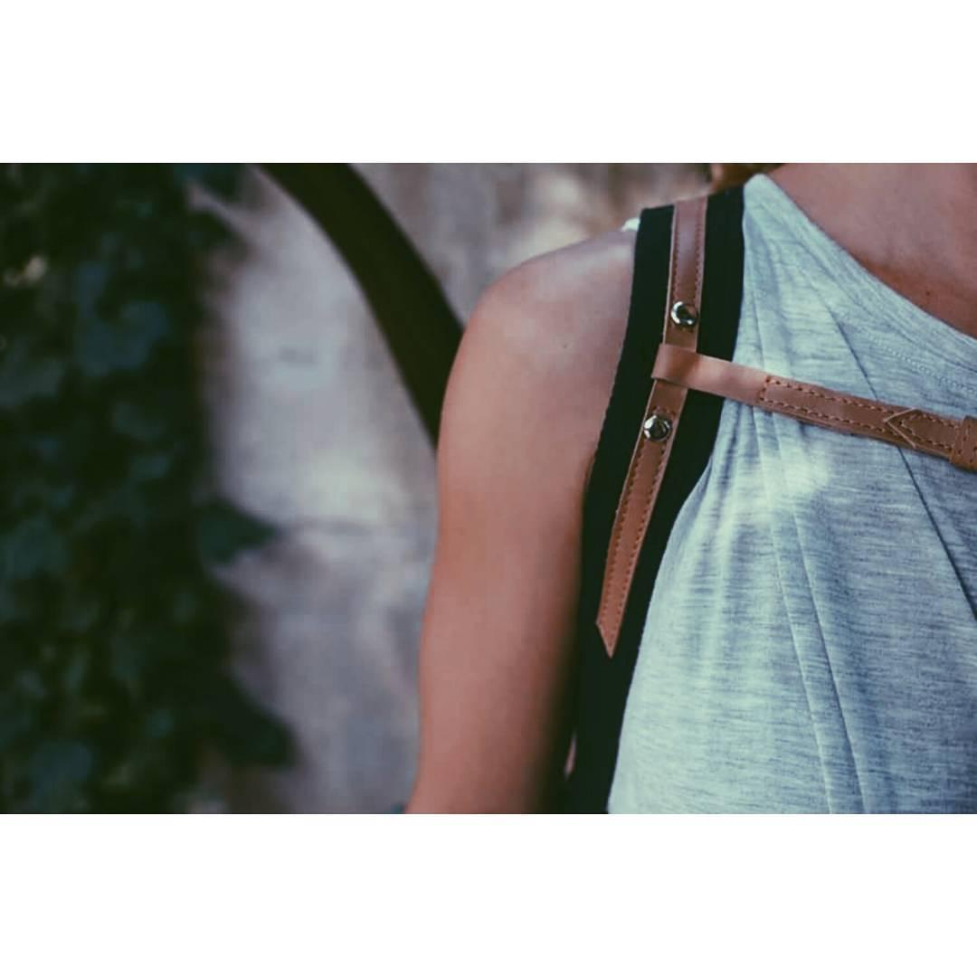 Detalle de nuestra mochila Junco / Back to school