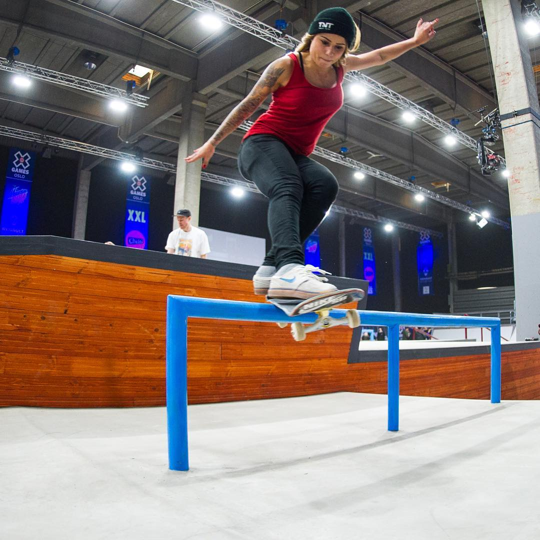 #XGamesOslo is 0 days away.  Live action will begin TODAY in Norway! (