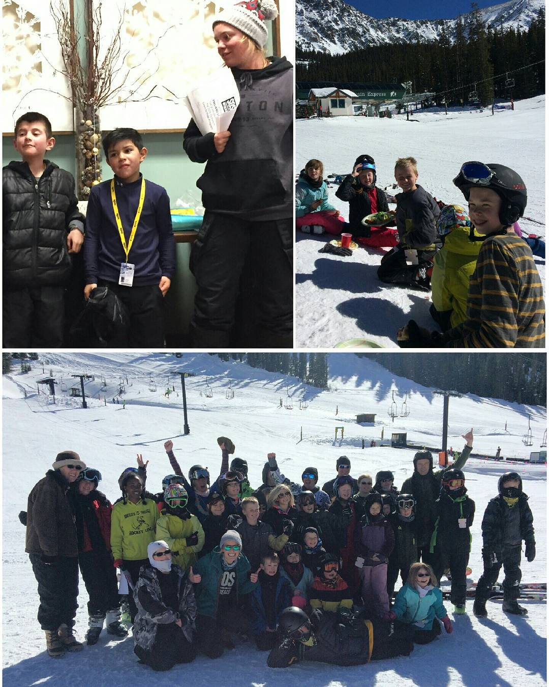 Congratulations to our Conifer @arapahoe_basin and @skinorthstar Learn to Ride graduates! We are super #proud of you all, and excited to have  2 new classes of trained rippers on the mountain.